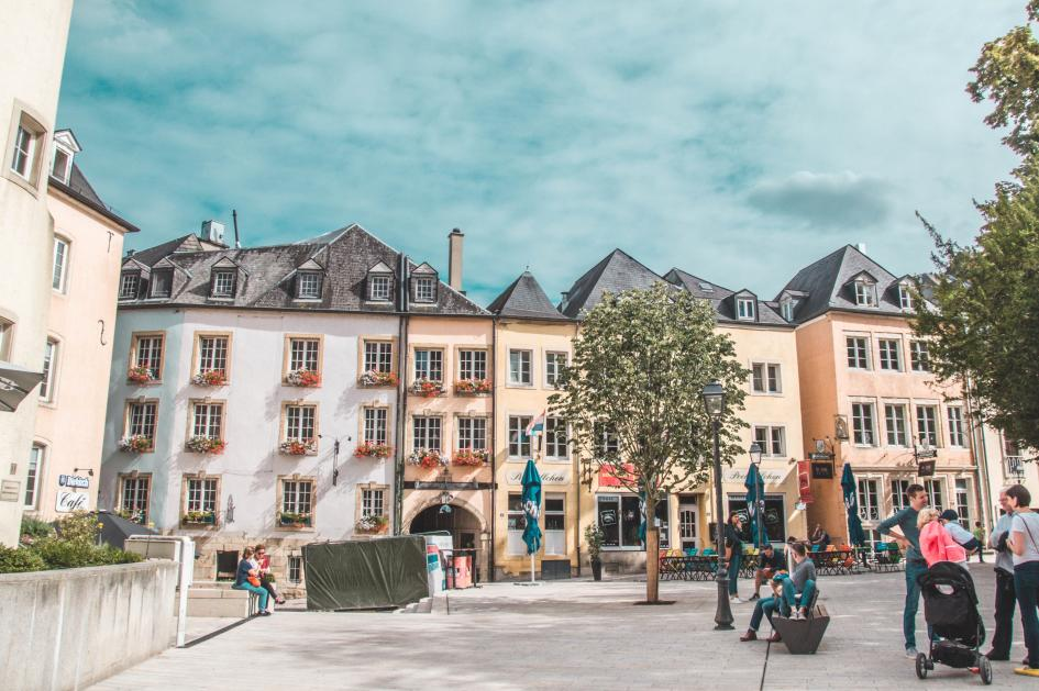 Luxembourg: best economic and job security country